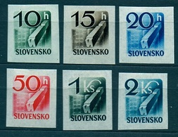 Slovakia 1942 Michel: 115-120 * MLH - Slovakia