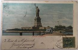 V 60631 - Stati Uniti - New York City  - Statua Della Libertà - Statue Of Liberty