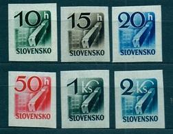 Slovakia 1942 Michel: 115-120 ** MNH - Ungebraucht