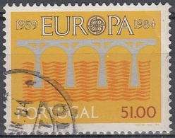 PORTUGAL1984 Nº 1609 USADO - Used Stamps