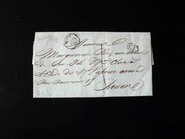LETTRE DE ROUEN POUR ROUEN  -  1847  - - 1801-1848: Voorlopers XIX