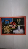 CPM NON CIRCULEE - JURASSIC PARK THE RIDE - UNIVERSAL STUDIOS HOLLYWOOD - Los Angeles
