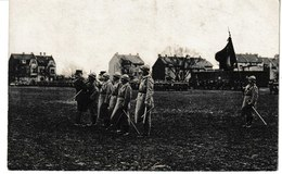 Allemagne Carte-photo JULIERS  (JÜLICH)  Remise De Décorations 1921 - Allemagne