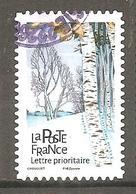 FRANCE 2018 Y T N °1605  Oblitéré CACHET ROND - France
