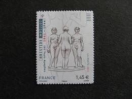 Autoadhésif : TB  N° 634 , Neuf XX. - France