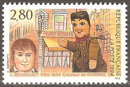 France - 1994 - Guignol - YT 2861 Neuf Sans Charnière - MNH - France
