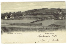 Mont-de-l'Enclus. Environs De Renaix. Carte De 1901 ! **** - Mont-de-l'Enclus