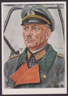 AK Propaganda / Ritterkreuzträger / Unsere Panzerwaffe /  Generaloberst Guderian /  / Nach W. Willrich   .... - Weltkrieg 1939-45