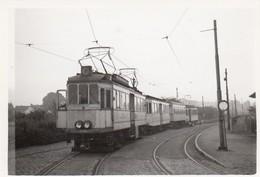 RBG Stadtbahn - K-bahn - Krefeld-Dieszem - Linie K Düsseldorf - Krefeld - Emr.1006+1068+1079 - Bild 8 X 5,4 Cm - Krefeld