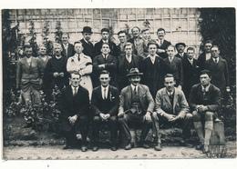 Carte Photo à Localiser - Cours D'Arboriculture, 1933, Tételin , Président De La Société - Non Classés