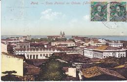 Old Pc Brasil Brazil Belem Para Vista Cidade - Belém