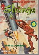 Marvel Strange Le Journal De Spider-Man  N° 132 Décembre 1970 - Strange