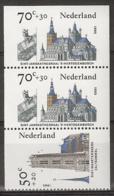1985 Kerken Strook  NVPH 1328a,b,c Postfris/MNH/** - 1980-... (Beatrix)