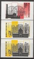1987 Zomer Strook  NVPH 1375a,b,c Postfris/MNH/** - 1980-... (Beatrix)