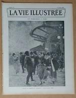 La Vie Illustrée N°174 Du 14/02/1902 Le Mardi-gras à Paris/Les Bals Masqués Du Carnaval/Télégraphie Téléphonie Sans Fil - Journaux - Quotidiens