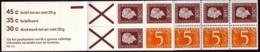 Postzegelboekje PB 17a MNH/**/postfris - Carnets