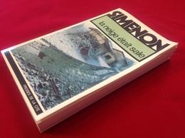 """1977, SIMENON, """"LA NEIGE ÉTAIT SALE"""", ÉDITIONS PRESSES DE LA CITÉ - Simenon"""