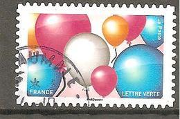 FRANCE 2018 Y T N °1558  Oblitéré CACHET ROND - France