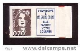 1993.N°5a MARIANNE DU BICENTENAIRE.N°2824a - France