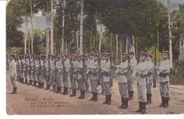 Old Pc Brasil Brazil Manaos Manaus Military - Manaus