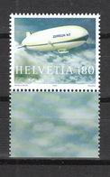 Schweiz **   1879 Zeppelin Postpreis CHF 1,80 - Suisse