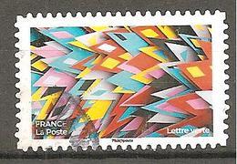 FRANCE 2019 Y T N °1??? Oblitéré CACHET ROND - France