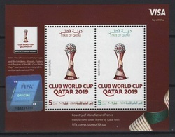 Qatar (2019) - Block -  /  Soccer - Futbol - Calcio - Football - FIFA Club World Cup - Calcio