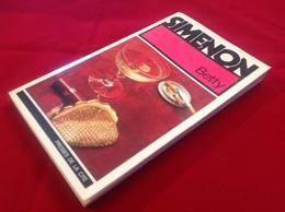 """1977, SIMENON, """"BETTY"""", ÉDITIONS PRESSES DE LA CITÉ - Simenon"""