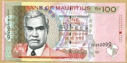 ÎLE MAURICE 100 Rupees  2009 - Maurice