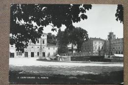 CERVIGNANO  -  IL PONTE  - 1949      -   --  -   -   --BELLA - Zonder Classificatie