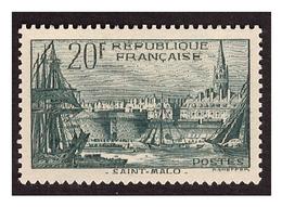Timbre N° 394 Neuf Charnière - Frankreich