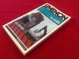 """1978, SIMENON, """"LA VIEILLE"""", ÉDITIONS PRESSES DE LA CITÉ - Simenon"""