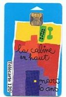 La Cabine En Haut -- Marc 6 Ans --Collection Dessins D'enfants - 120 U - Telecom Operators