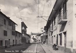 PINASCA-TORINO-CORSO GALLIANO ROCCO-CARTOLINA VERA FOTOGRAFIA-VIAGGIATA IL 17-8-1956 - Italia
