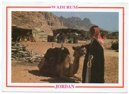 JORDAN - WADI RUM / THEMATIC STAMP - Giordania
