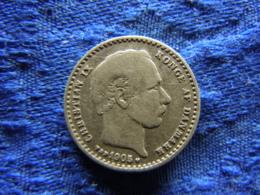 DENMARK 25 ORE 1905, KM796.2 - Danemark