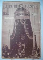 LE PATRIOTE ILLUSTRE:1951 : LE ROI BAUDOUIN . COTE BELGE . CHINE . BEKONSCOT ..  BELGIQUE . Etc ... - Journaux - Quotidiens