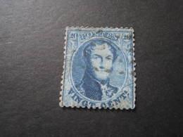 15 Oblitéré Vendu à 15% - 1863-1864 Medallions (13/16)