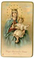 Heilige Ere- Communie. Lybeer Jeanne. Roeselare - 30 Mei 1929  (2 Scan's) - Santini