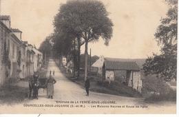 77 COURCELLES SOUS JOUARRE Les Maisons Neuves - Frankreich