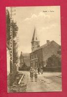 C.P. Faulx =  Eglise - Gesves