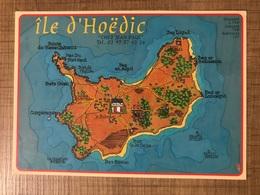 Île D'Hoedic Chez Jean Paul - France