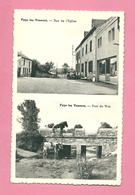 C.P. Fays-les-Veneurs =  Rue  De L' Eglise +  Pont  Du  Wez - Paliseul