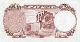 EGYPT  P. 29 50 Ps 1955 UNC - Egypte