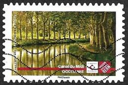FRANCE 2019  - Canal Du Midi -   Oblitéré - France