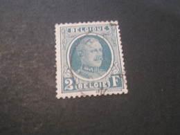 208 Oblitéré Vendu à  15% - 1922-1927 Houyoux