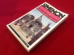 """1978, SIMENON, """"LE DÉMÉNAGEMENT"""", ÉDITIONS PRESSES DE LA CITÉ - Simenon"""