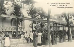 17 , CHATELAILLON , Hotel De La Plage , Veuve Bayle , * 437 55 - Châtelaillon-Plage