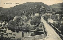 19 , PORT-DIEU , Le Pont , * 437 87 - Autres Communes