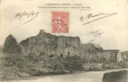 52 , VARENNES-SUR-AMANCE , La Paquis , Ruines De L'incendie De 1889 , * 438 14 - France